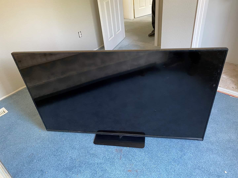 "Lot # 138 - VIZIO 60"" TV (main image)"