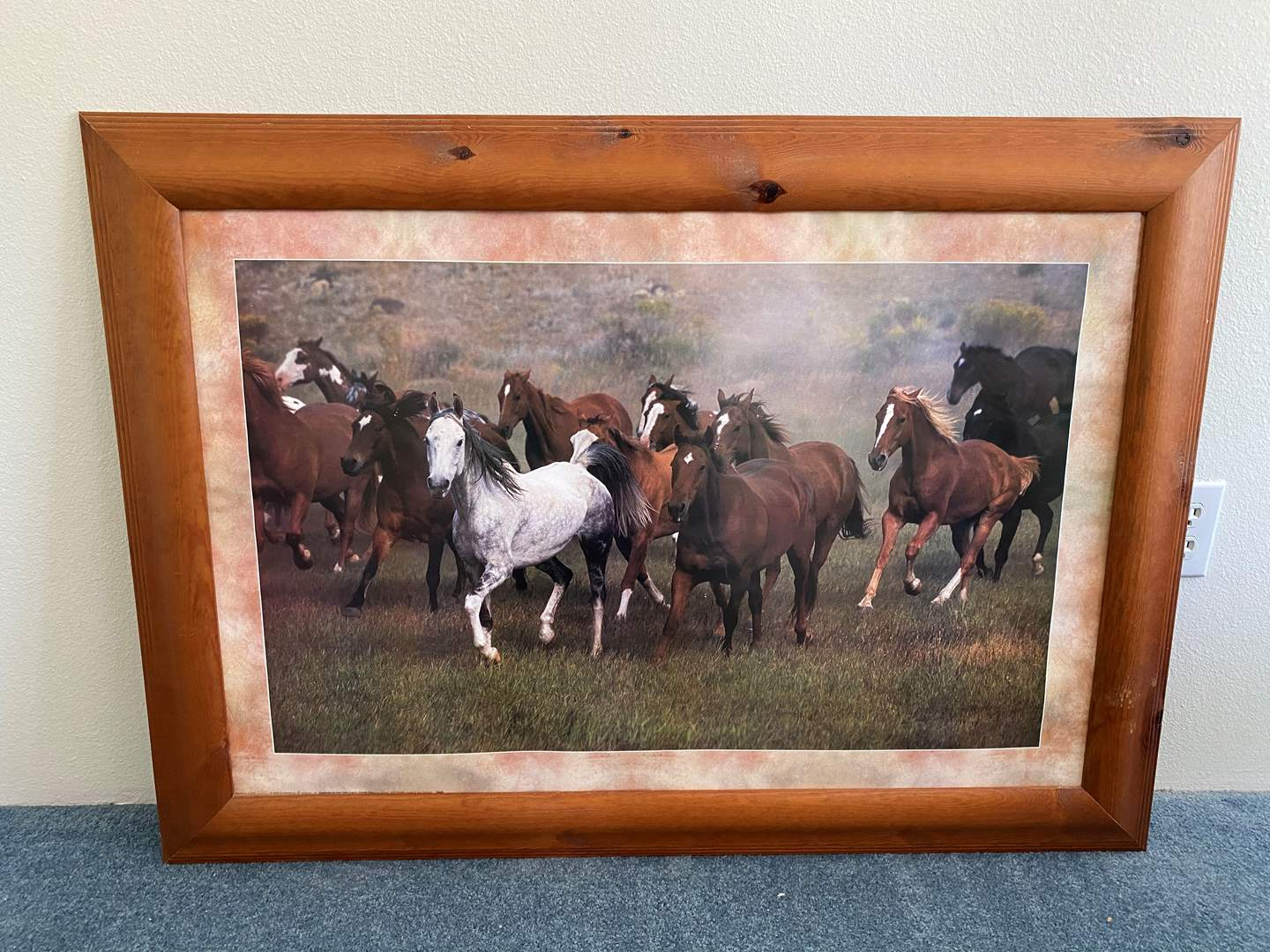 Lot # 146 - SEVERAL PIECES OF ART (main image)