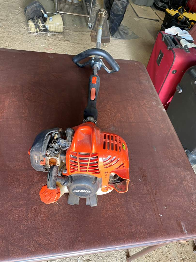 Lot # 230 - GAS WEED WACKER (main image)
