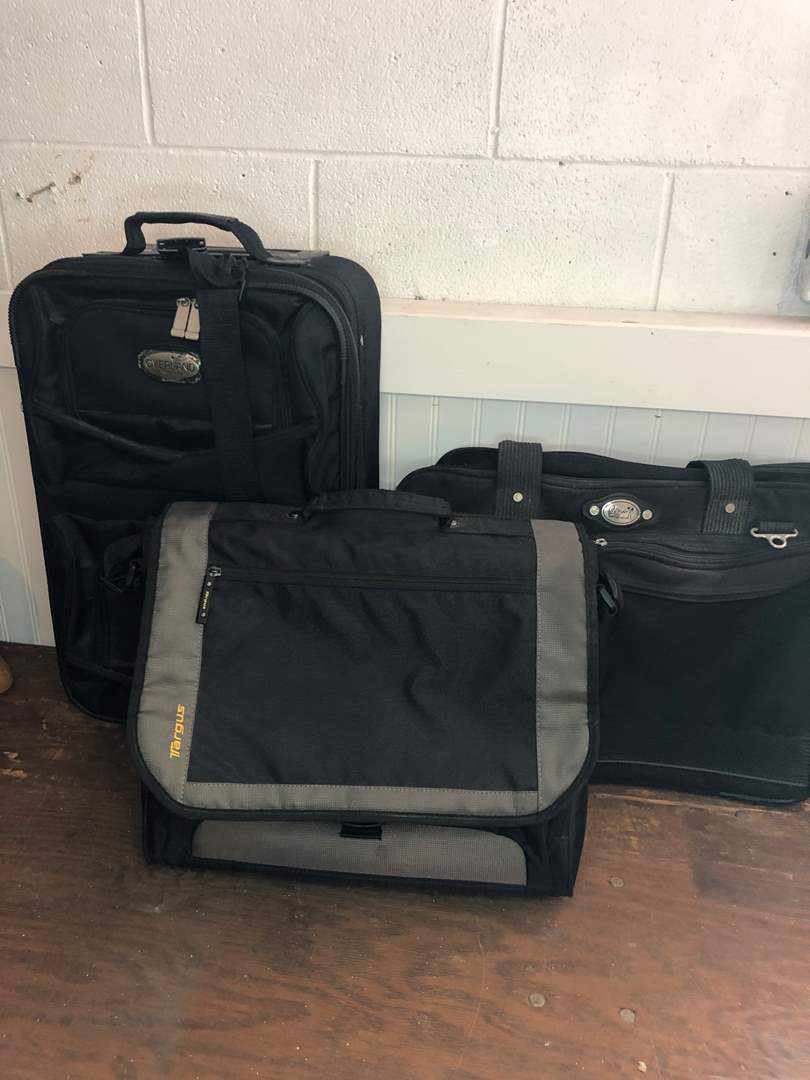 Lot # 28 - CARRY ON LUGGAGE  (main image)