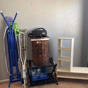 Lot # 94- Household closet essentials