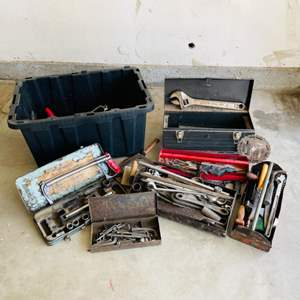 Lot # 119- Snap-on, Craftsman & MORE-tool collection!