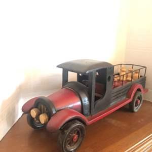 Lot#43- Adorable, Antique Truck