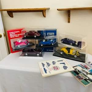 Lot#114- Car Collector's Dream!