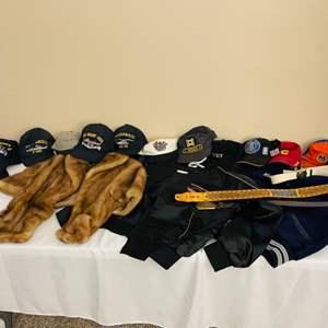 Lot#130- Closet Items! Corvette Jacket and More!