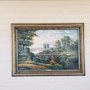 "Lot#135- ""Bridges"" by Thompson Painting!"