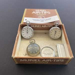 Lot#159- Antique Stop Watches