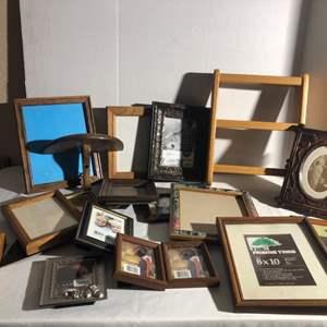 Lot#171- Frames, Frames, and More Frames!