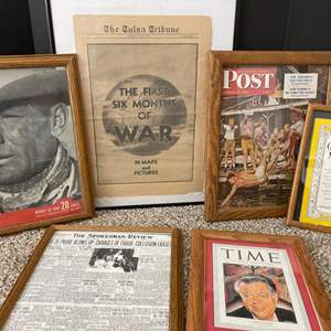 Lot#188- Pictures From the Past