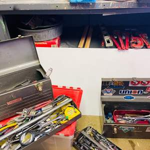 Lot # 315- Mechanic's Special! Includes An Autobody Tool Kit and More!