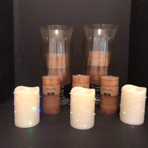 Auction Thumbnail for: Lot # 105-Candle Collection!