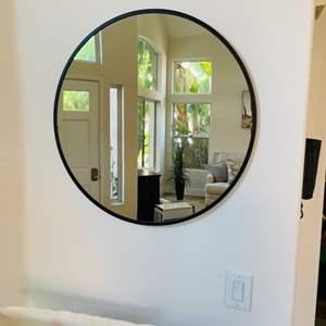 Lot # 4- Gorgeous Circle Mirror