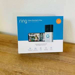 Lot # 12- Brand New Ring Video Doorbell