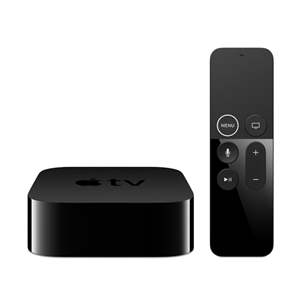 Lot # 26- Apple T.V. With Remote