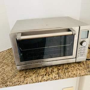 Lot # 41- Cuisinart Toaster Oven