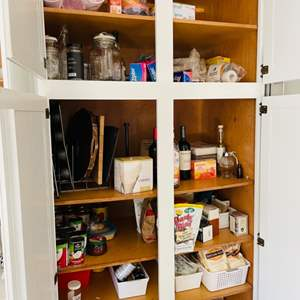 Lot # 48- Pantry Items