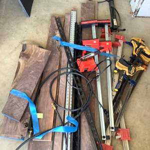 Lot # 112-wood worker Tools