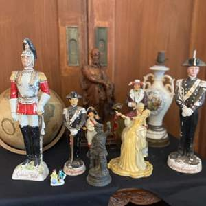 Lot # 8- Decanters and More!
