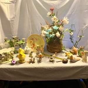 Lot # 25- Spring Bird Collection