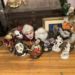 Lot # 55- Clown Collectibles