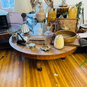 Lot # 67- Antique Collectables, Mirrors +More