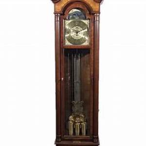 Lot # 105- Beautiful Trend Grandfather Clock