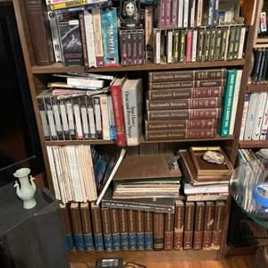 Lot # 143- Books, Encyclopedias & Magazines