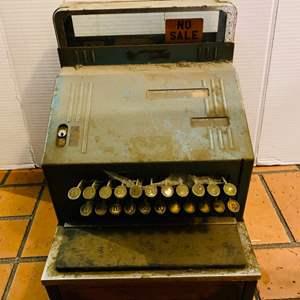 Lot # 153- Antique Cash Register