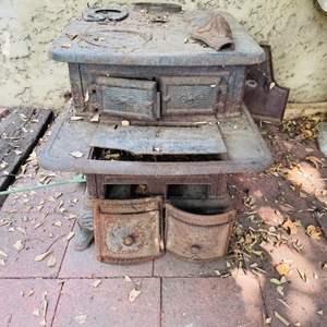 Lot # 171-Galvan Antique Oven