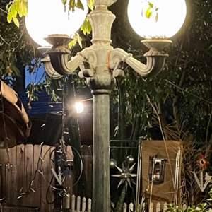 Lot # 172-Outdoor Terrace Lantern