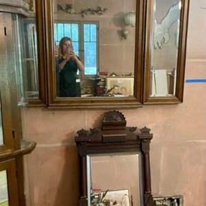 Lot # 218-Antique Mirrors