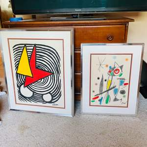 Lot # 73- Artwork + Certificate of Authenticity