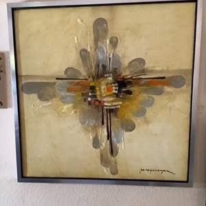 Lot # 87- Wall Art, Including Oil Paintings- see all pictures