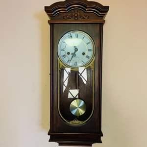 Lot # 98- Waltham Wall Clock