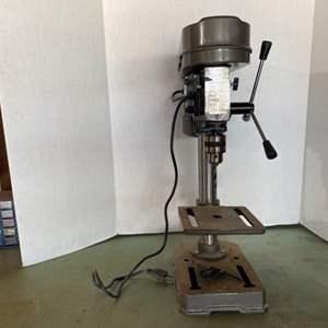 Lot # 156- 5 Speed Drill Press Model #2J4110