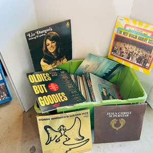 Lot # 167- Vinyl Albums: Including James Brown, Carpenters, and MORE!