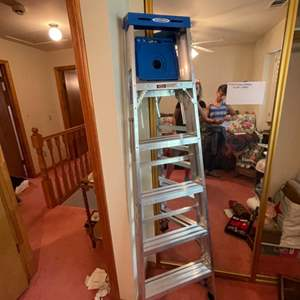 Lot # 65- Werner 6ft Ladder